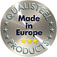 Qualitätsprodukte - Made in Europe