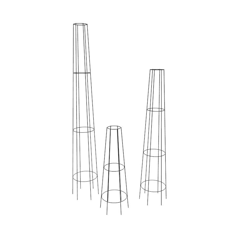 3er-set obelisken venecia rund 80