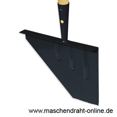 Rasenkantenstecher gehärtet, mit Stiel 1,10 m / 128