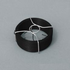Bindedraht schwarz 1,6mm x 50m