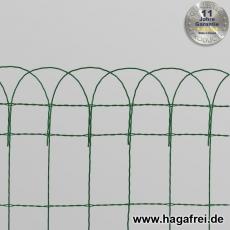 Ziergitter / Gartenbordüre 650 mm x 10 m