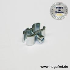 Multi-Konnektor verzinkt 8er-Beutel