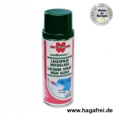 Spraylack für Zaunprodukte