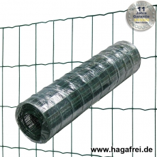 Geschw. Gitterrolle ECOMA grün Maschung 100x76x2,2mm