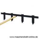 Rillenzieher mit Holzstiel 1,40 m / 020-2