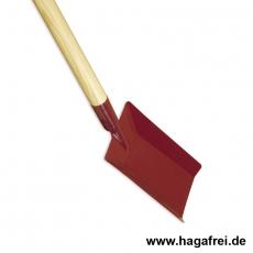 Kleinschaufel mit Stiel, 0,80 m / 124