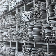 Rundrohr sendzimir-verzinkt Ø 60 x 2,0 mm