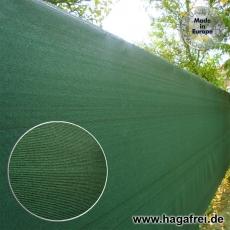 Sichtschutznetz 200 gr/m² grün 25m Rollen